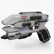 Carte X5 3d model