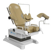 Gynecological chair JW Medical e-1000 3d model