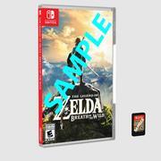 Nintendo Switch spelväska 3d model