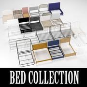 Coleção Bedroom 3d model