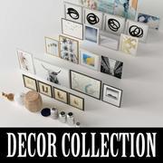 Dekor Koleksiyonu 3d model