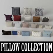 Coleção Pillow 3d model