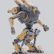 Titan M-01 2019 3d model