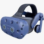HTC Vive Pro Eye 2019 3d model