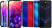 Honor View 20 All Colors 3d model