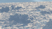Clouds dense 3d model
