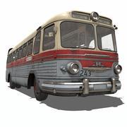 UdSSR Bus ZIS-127 3d model