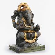 Ganesh Bali Statue modelo 3d