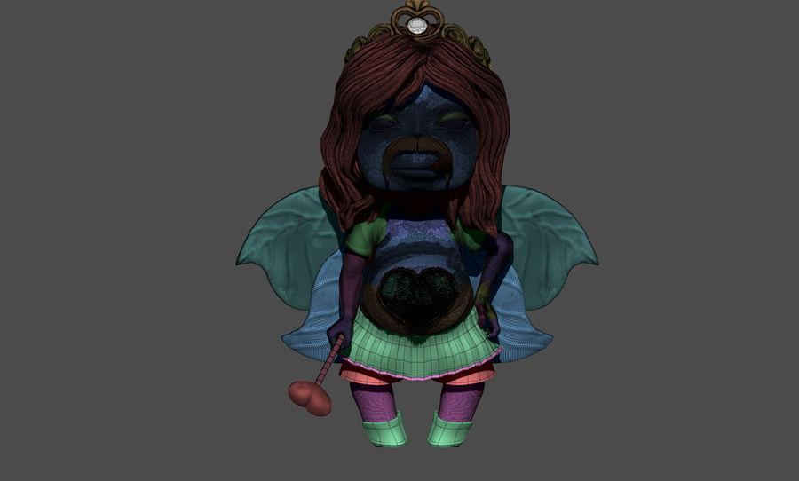 Niño de San Valentín royalty-free modelo 3d - Preview no. 2