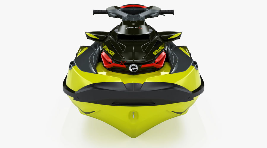 Sea-Doo RXT-X 300 Performance Watercraft 2019 royalty-free 3d model - Preview no. 10