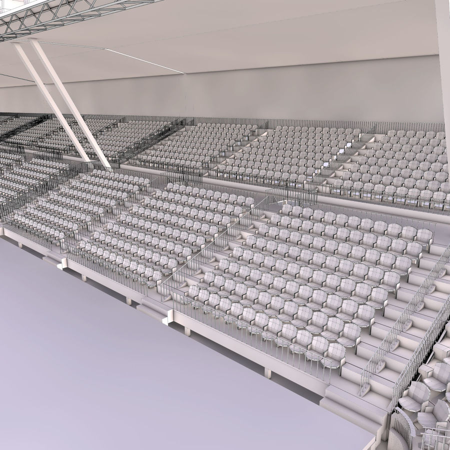 Stadium Arena royalty-free 3d model - Preview no. 14