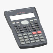 Casio Calculator 3d model