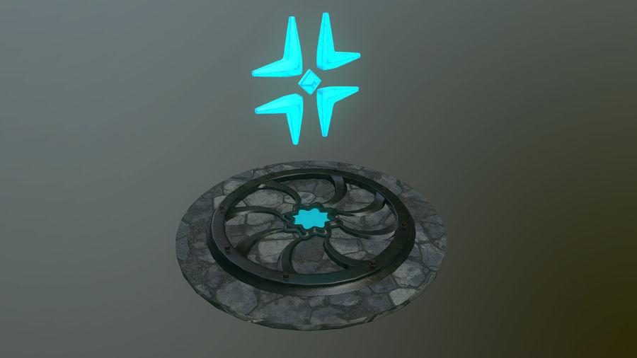메가 헬스 royalty-free 3d model - Preview no. 1