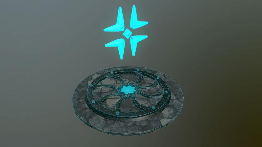 메가 헬스 royalty-free 3d model - Preview no. 2