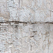 Damaged Wall 3d model