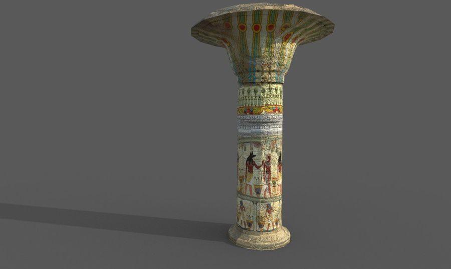 column royalty-free 3d model - Preview no. 1