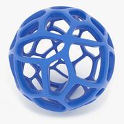 Objeto matemático 0082 3d model