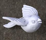 uccello 3d model