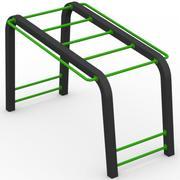 multi horizontal fit 3d model