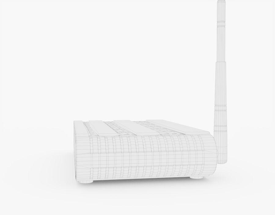 Roteador Wifi Genérico royalty-free 3d model - Preview no. 17