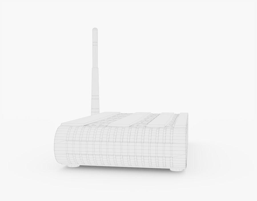 Roteador Wifi Genérico royalty-free 3d model - Preview no. 22