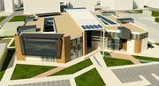 Università - Liceo 3d model