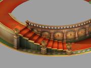 楼梯-楼梯02 3d model