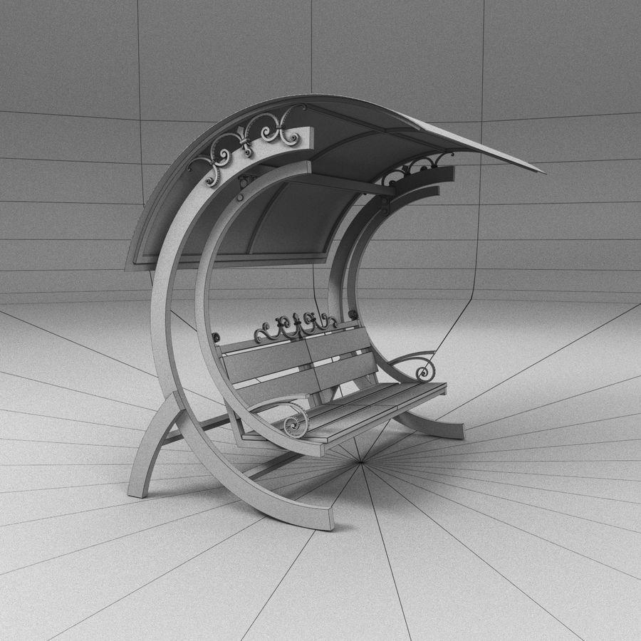 gunga royalty-free 3d model - Preview no. 6