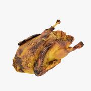 烤鸭 3d model