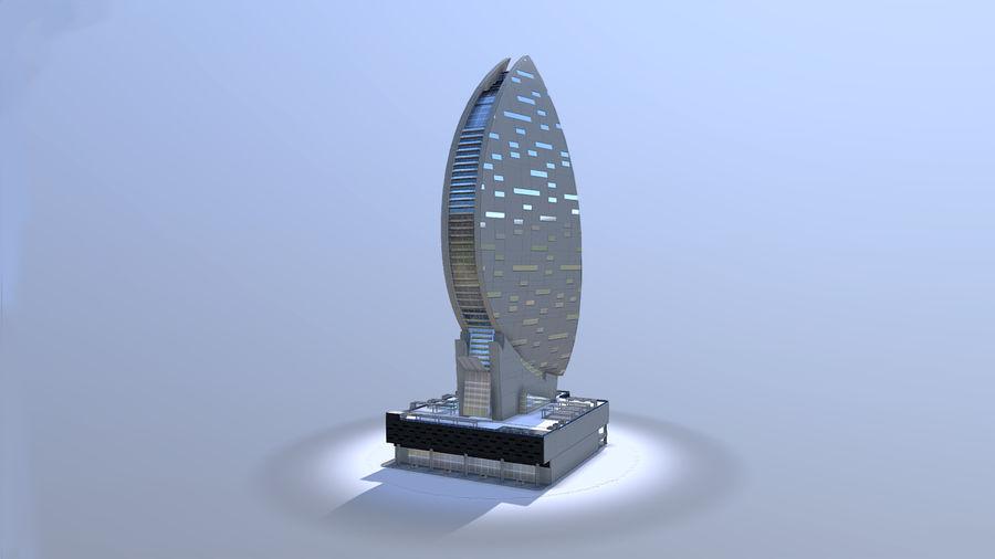 Iris Bay royalty-free 3d model - Preview no. 2
