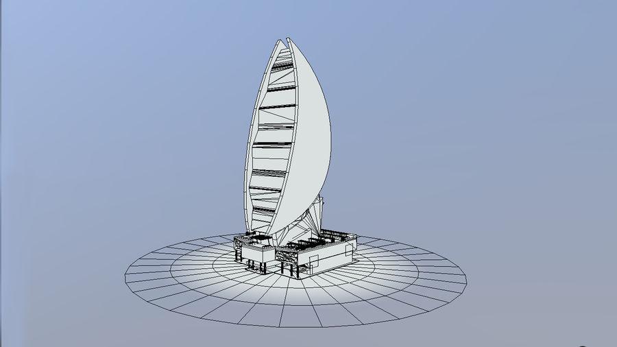 Iris Bay royalty-free 3d model - Preview no. 7
