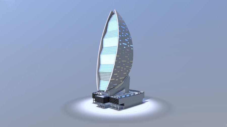 Iris Bay royalty-free 3d model - Preview no. 1