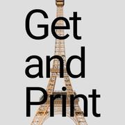 Torre Eiffel (pronta para imprimir) 3d model