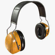 耳套 3d model