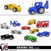 Детские игрушки 3d model