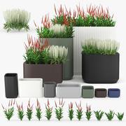 Urbilis Mod Planter 3d model