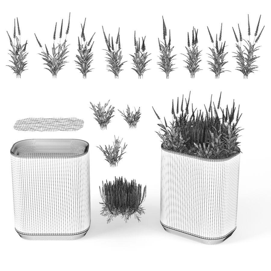 Urbilis Mod Planter royalty-free 3d model - Preview no. 7