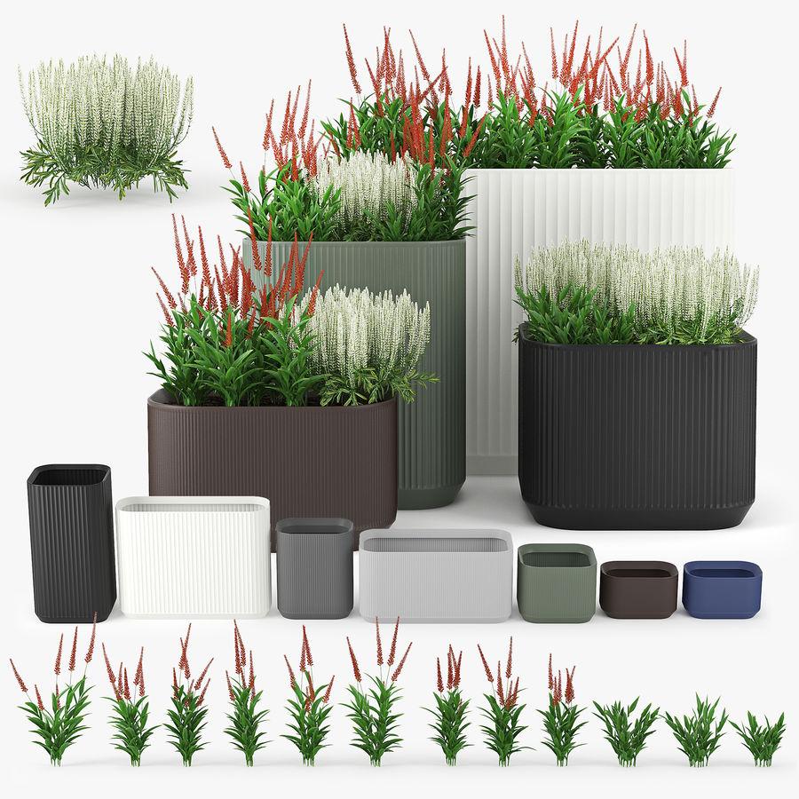 Urbilis Mod Planter royalty-free 3d model - Preview no. 1