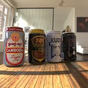Canbodia może piwo 3d model