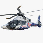 Airbus Helicopters H160 Rigged 3d model