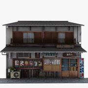 Shiga Restoranı 3d model