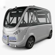 Навья Арма 2016 3d model