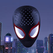 Miles Morales from Into the Spider-Verse faceshell with lenses 3d model