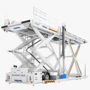 Trepel CHAMP 350 01 3d model