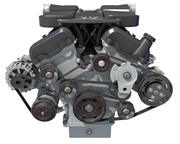 V12 Motoru 3d model