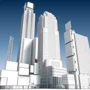 타임 스퀘어 섹션 3d model