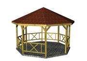 balkon 3d model
