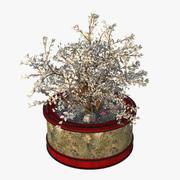 Asian Plant 3d model