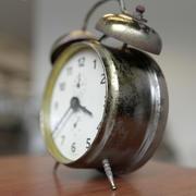 Viejo reloj despertador modelo 3d