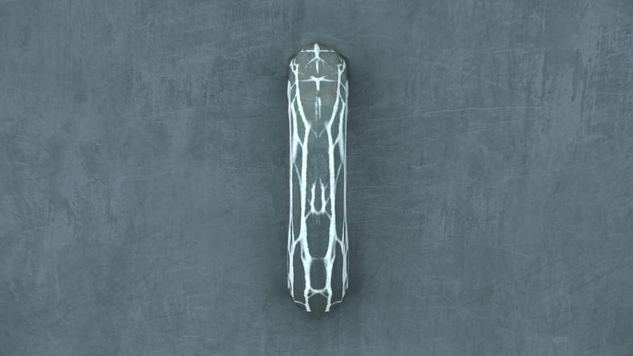 古盾 royalty-free 3d model - Preview no. 33